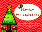 Ho-Ho-Homophones!