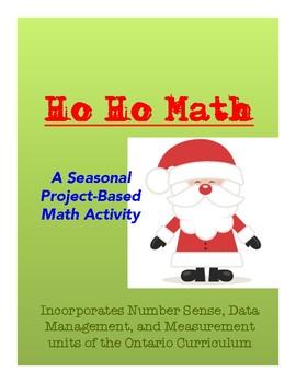 Ho Ho Math