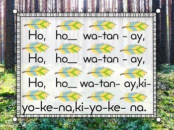 Ho Ho Watanay: A Native American Lullaby