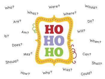 HoHoHo: A Question Asking Activity for  You