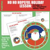 HoHo-Holiday Dear Santa Letter Activity Teach Kids To Care