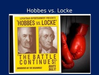 Hobbes Vs Locke