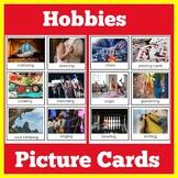 Hobbies Activities Cards