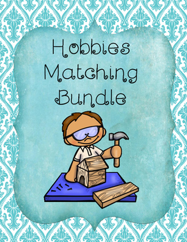 Hobbies Matching Bundle
