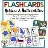 Flashcards Hobbies & Nationalities