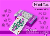Hobbies Themed Playing Cards Deck