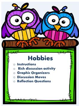 Hobbies activity