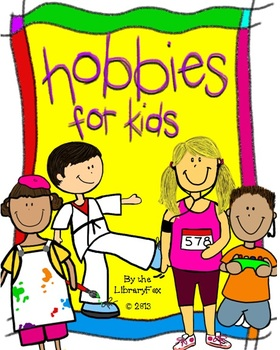 Hobbies of Kids for Personal or Commercial Use