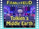 Hobbit, Lord of the Rings, Middle Earth BUNDLE - 11 unique classroom resources