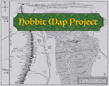 Hobbit Map Project