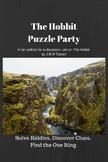 Hobbit Puzzle Party