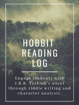 Hobbit Reading Log
