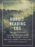 Hobbit Reading Log