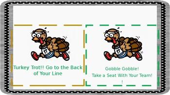 Hobble Gobble : Multiplication (Facts 0, 1, 2)-Lightning Game 2