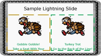 Hobble Gobble : Multiplication (Facts 2, 5, 10)-Lightning Game 1