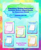 Hochman Method Aligned Bundle: Lessons 1.6-1.10 (For Elementary School)