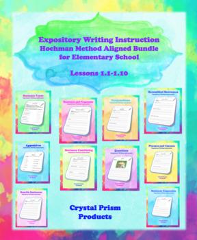 Hochman Method Aligned SUPER Bundle: Lessons 1.1-1.10 (For Elementary School)