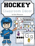 Hockey Classroom Decor ~ Editable