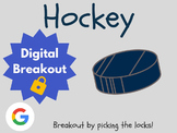 Hockey - Digital Breakout! (Escape Room, Scavenger Hunt, Stanley Cup)