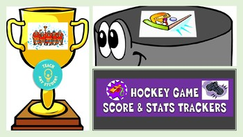 Hockey Game Score and Stats Trackers