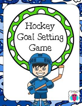 Hockey Goal Setting Game