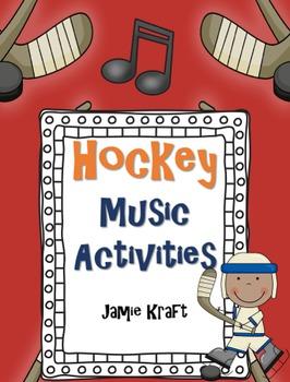 Hockey Music Activities