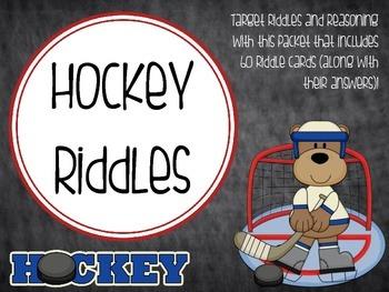 Hockey Riddles