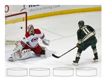 Hockey Token Reward Chart