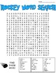 Hockey Word Search: 3 Difficulties