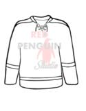 Hockey jersey - clip art