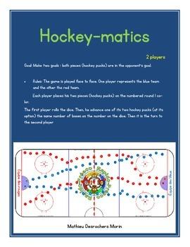 Hockey-matics - Game