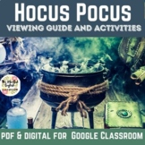 Hocus Pocus (1993) Movie Viewing Guide. Distance Learning