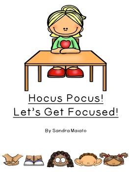 Hocus Pocus, Let's Get Focused
