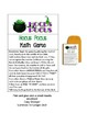 Halloween - Hocus Pocus (Math Center)