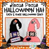 Hocus Pocus Halloween Hat