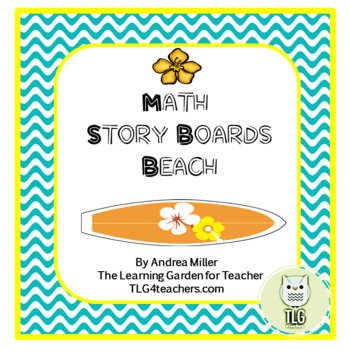Hocus Pocus Math Story Boards