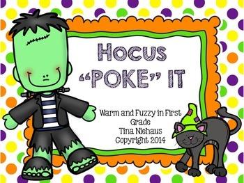 """Hocus """"Poke"""" It"""