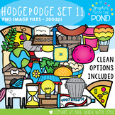 Hodgepodge Clipart Set #11