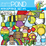 Hodgepodge Clipart Set #4