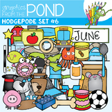 Hodgepodge Clipart Set #6