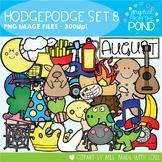 Hodgepodge Clipart Set #8
