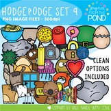 Hodgepodge Clipart Set #9