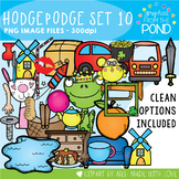 Hodgepodge Clipart Set #10