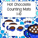 Hot Chocolate Counting Mats 1-10