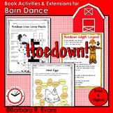 BOOK ACTIVITIES & EXTENSIONS: Barn Dance Literacy & Math C