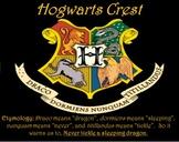 Hogarts Crest -Etymology