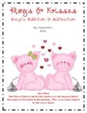Hogs & Kisses Simple Addition & Subtraction