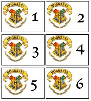 Hogwarts Classroom Numbers