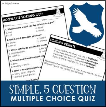 Hogwarts Houses Quiz   Hogwarts Houses Certificates   Hogwarts Sorting Quiz