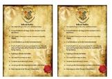 Hogwarts' Rules
